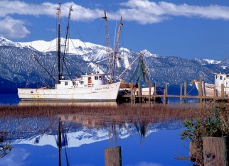 Trawlers in Tahoe
